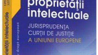 Pret Carte Dreptul proprietatii intelectuale – Adrian M. Truichici, Luiza Neagu PDF Online