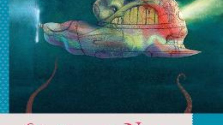 Cartea Capitanul Nemo – Repovestire de Dave Eggers (download, pret, reducere)