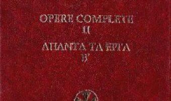 Pret Carte Opere complete vol.2 – Sfantul Ioan Damaschin PDF Online