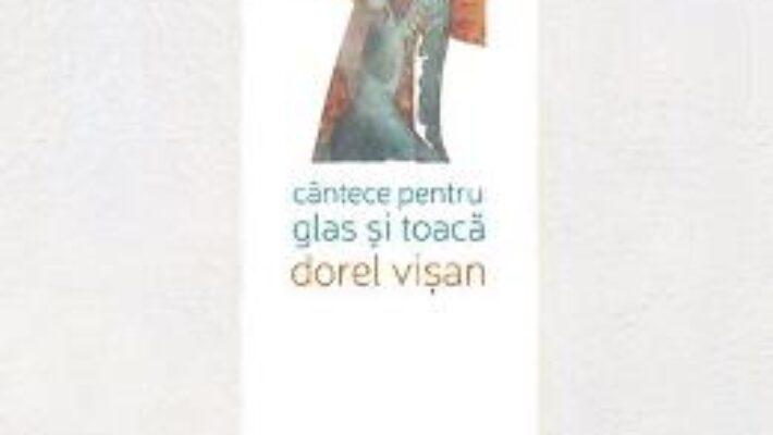 Pret Carte Cantece pentru glas si toaca – Dorel Visan PDF Online