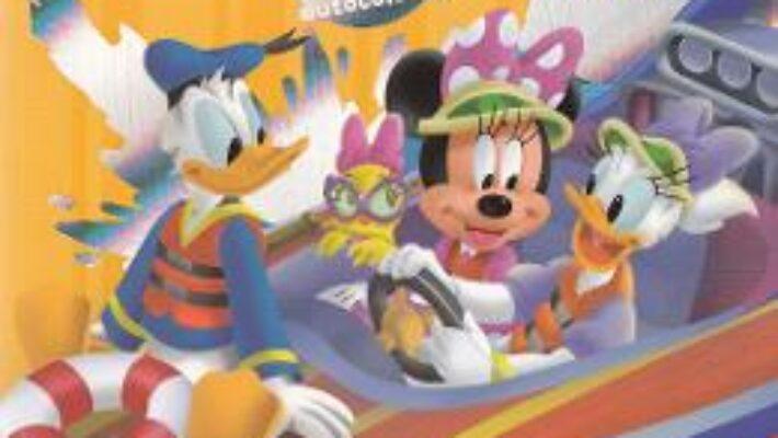 Pret Carte Disney. Mickey si pilotii de curse. Marea carte de colorat. Peste 50 de autocolante PDF Online