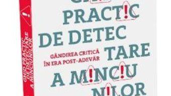 Pret Carte Ghid practic de detectare a minciunilor – Daniel J. Levitin PDF Online