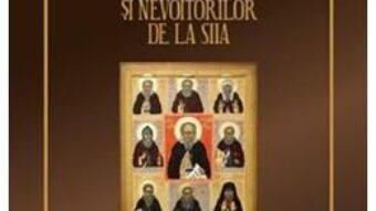 Pret Carte Soborul sfintilor si nevoitorilor de la Siia PDF Online