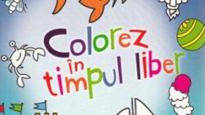 Pret Carte Colorez in timpul liber 1 (bleu) PDF Online