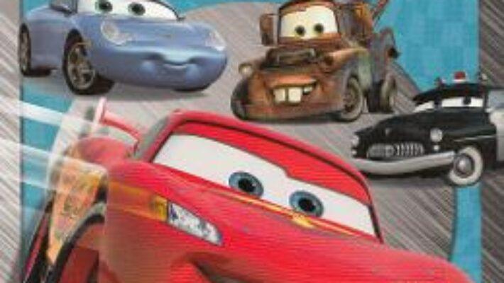 Pret Carte Disney Pixar. Masini – Gata de start. Activitati amuzante si pagini de colorat PDF Online