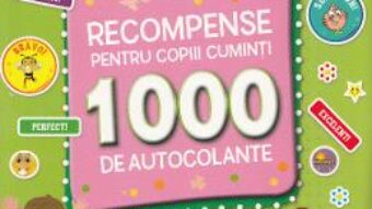 Pret Carte Recompense pentru copiii cuminti. 1000 de autocolante PDF Online