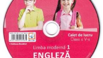Cartea CD Limba engleza. Limba moderna 1 – Clasa 5 – Liliana Putinei, Cristina Mircea, Cristina Truta (download, pret, reducere)