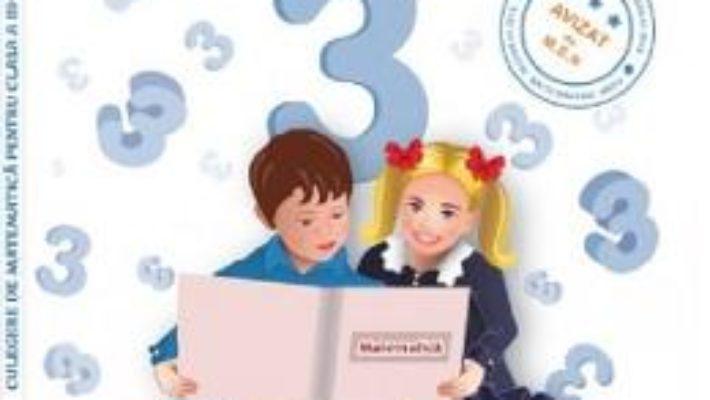 Cartea Culegere de matematica – Clasa 3 – Valentin Diaconu, Daniela Racheru (download, pret, reducere)