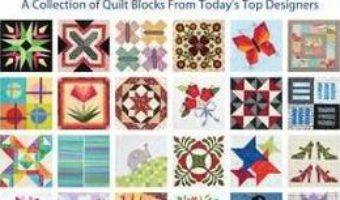 Cartea Quiltmaker's 1,000 Blocks: The Complete Collection of Quilt Blocks From Today's Top Designers (download, pret, reducere)