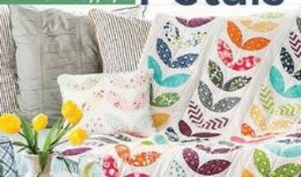 Cartea Playful Petals: Learn Simple, Fusible Applique 18 Quilted Projects Made from Precuts – Corey Yoder (download, pret, reducere)