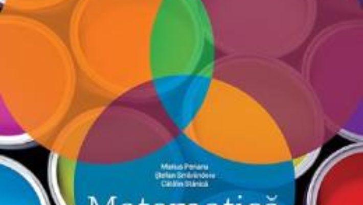 Cartea Matematica – Clasa 5 Semestrul 1 – Marius Perianu, Stefan Smarandoiu, Catalin Stanica (download, pret, reducere)