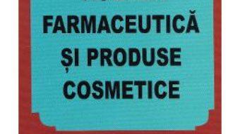 Cartea Agenda farmaceutica si produse cosmetice – Teodora Costea (download, pret, reducere)