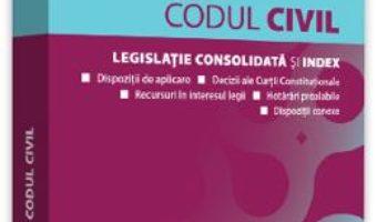 Cartea Codul civil septembrie 2019 – Dan Lupascu (download, pret, reducere)