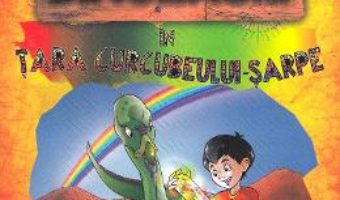 Cartea Detectivii de dinozauri in tara curcubelui-sarpe – Stephanie Baudet (download, pret, reducere)
