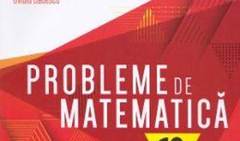 Cartea Probleme de matematica – Clasa 10 – Consolidare – Lucian Dragomir, Adriana Dragomir, Ovidiu Badescu (download, pret, reducere)