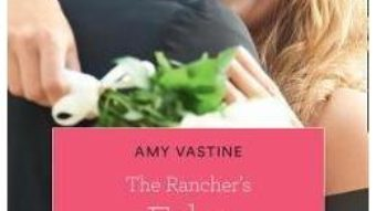 Cartea The Rancher's Fake Fiancee – Amy Vastine (download, pret, reducere)