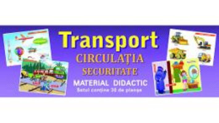Cartea Planse. Transport (30 planse) (download, pret, reducere)