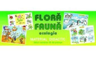 Cartea Planse. Flora fauna. Educatia ecologica (30 planse) (download, pret, reducere)