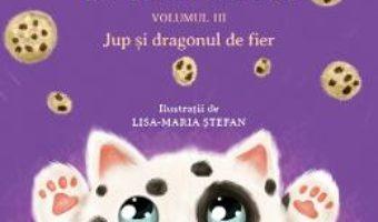 Cartea Jup, un pisoi de soi Vol.3: Jup si dragonul de fier – Alec Blenche, Doina Zavadschi (download, pret, reducere)