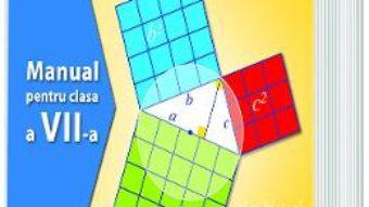 Cartea Matematica – Clasa 7 – Manual – Mihaela Singer (download, pret, reducere)