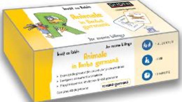 Cartea Invat cu Robin. Animale in limba germana – Dorothee Raab (download, pret, reducere)