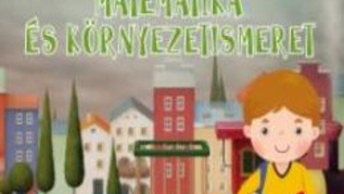 Pret Carte Matematica si Explorarea mediului cls. pregatitoare. Lb. Maghiara ed.2017-2018 – Daniela Berechet PDF Online