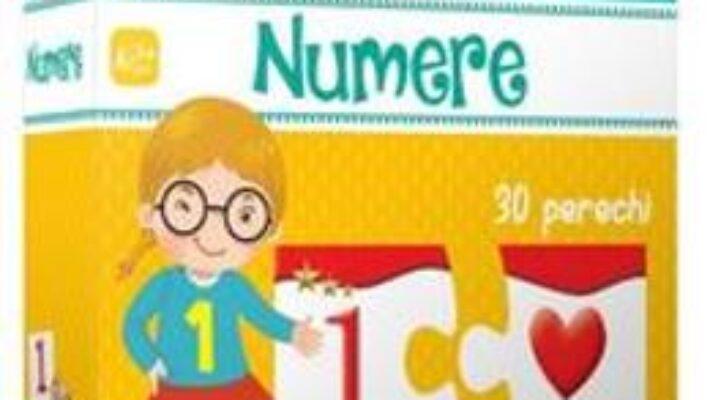 Pret Carte Puzzle educativ: Numere PDF Online