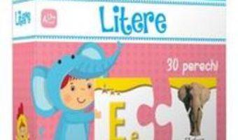 Cartea Puzzle educativ: Litere (download, pret, reducere)