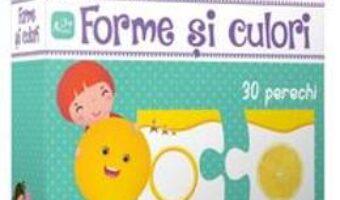 Pret Carte Puzzle educativ: Forme si culori PDF Online
