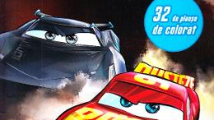 Pret Carte Disney Pixar – Masini 3. La viteza maxima. 32 de planse de colorat PDF Online