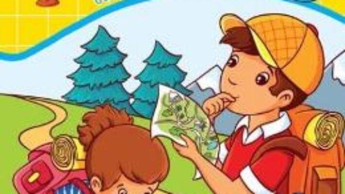 Pret Carte Explorarea mediului. Eu si lumea din jurul meu 8 ani+ – Caiet de activitati PDF Online