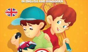 Cartea Gandirea pozitiva in povesti (roman-englez) (download, pret, reducere)
