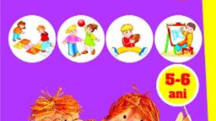 Cartea Ma joc si invat: Jocuri si jucarii. Activitati integrate 5-6 ani (download, pret, reducere)