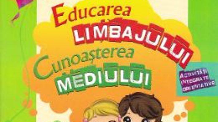 Cartea Educarea limbajului + Cunoasterea mediului 3-4 ani – Stefania Antonovici (download, pret, reducere)