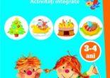 Cartea Ma joc si invat: Sarbatori. Activitati integrate 3-4 ani (download, pret, reducere)