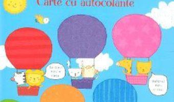 Cartea Ma pregatesc de scoala. Culori. Carte cu autocolante (download, pret, reducere)