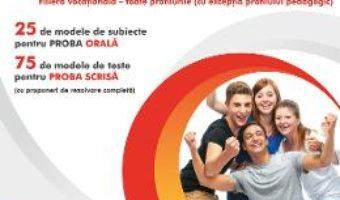 Cartea BAC de succes la limba si literatura romana – Emanuela Ilie (download, pret, reducere)