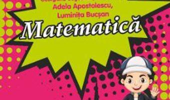 Cartea Matematica – Clasa 4 – Pregatirea pentru concursuri, olimpiade scolare – Georgiana Gogoescu (download, pret, reducere)
