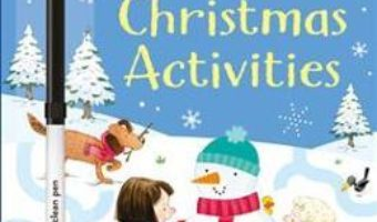 Cartea Poppy and Sam's Wipe-Clean Christmas Activities – Sam Taplin (download, pret, reducere)