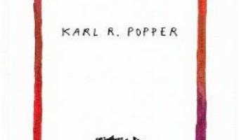Cartea Lectia secolului trecut – Karl R. Popper (download, pret, reducere)