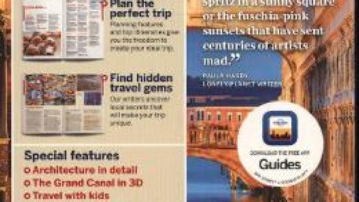 Cartea Lonely Planet Venice & the Veneto (download, pret, reducere)