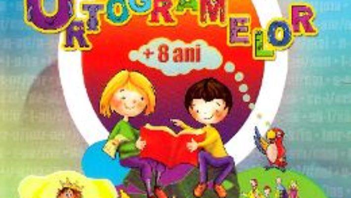 Cartea Prietenii ortogramelor Ed.2 – Olga Piriiala (download, pret, reducere)