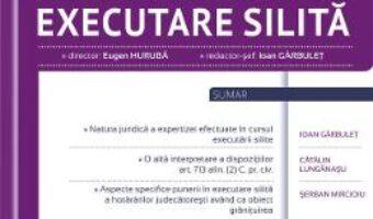 Pret Carte Revista romana de executare silita 2 din 2017 – Garbulet Ioan, Huruba Eugen PDF Online