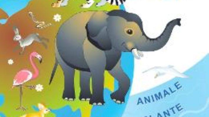 Cartea Lumea din jur: Animale, plante, fenomene (download, pret, reducere)
