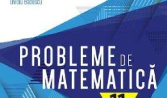 Cartea Probleme de matematica – Clasa 11 – Consolidare – Lucian Dragomir (download, pret, reducere)