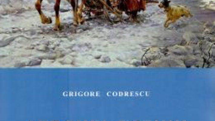 Cartea Serghei Esenin. Din tenebrele mortii, spre glorie universala – Grigore Codrescu (download, pret, reducere)