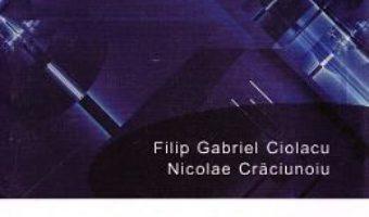 Cartea Teoria aschierii – Filip Gabriel Ciolacu, Nicolae Craciunoiu (download, pret, reducere)