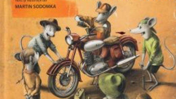 Cartea Cum sa construiesti o motocicleta – Martin Sodomka (download, pret, reducere)