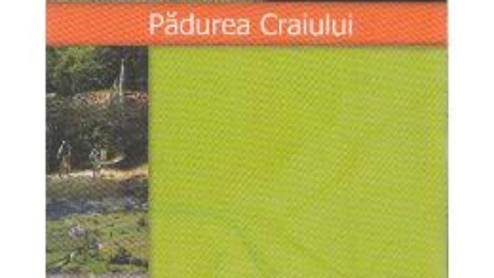 Carte Padurea Craiului – Harta turistica PDF Online