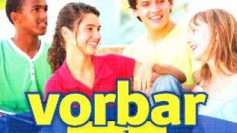 Carte Vorbar scolar roman-englez cu transcriere fonetica PDF Online